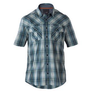 5.11 Covert Double Flex Shirt Silver Pine