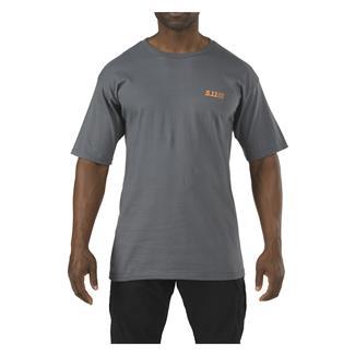 5.11 Flight Path T-Shirt Charcoal