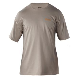 5.11 Flight Path T-Shirt Tan