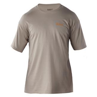 5.11 Flight Path T-Shirt Tan