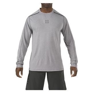 5.11 Long Sleeve RECON Triad T-Shirt Storm
