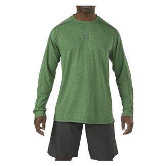 5.11 Long Sleeve RECON Triad T-Shirt Grid Iron
