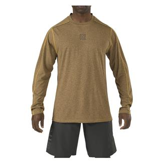 5.11 Long Sleeve RECON Triad T-Shirt Goldrush