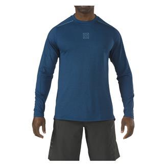 5.11 Long Sleeve RECON Triad T-Shirt Valiant