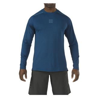 5.11 Long Sleeve RECON Triad T-Shirt Valiant