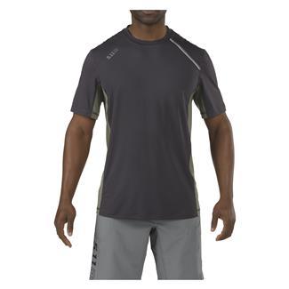 5.11 RECON Adrenaline T-Shirt Volcanic