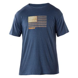 5.11 RECON Rope Ready T-Shirt Navy Heather