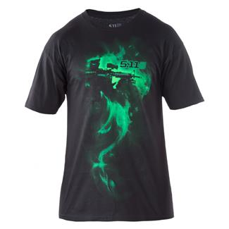 5.11 Smoke 'Em T-Shirt Black