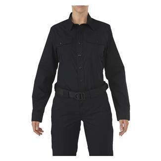 5.11 Stryke PDU Class A Shirt Midnight Navy