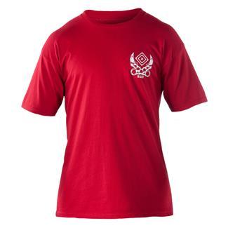 5.11 Tarani T-Shirt Cardinal