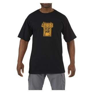 5.11 Trophy T-Shirt Black