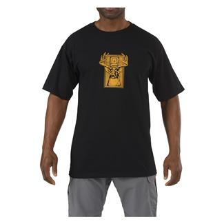 5.11 Trophy T-Shirt Black