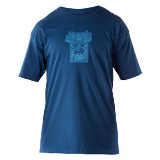 5.11 Trophy T-Shirt Harbor Blue