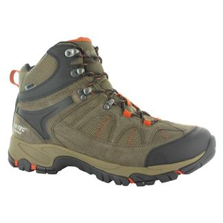 Hi-Tec Altitude Lite i WP Smokey Brown / Taupe / Red Rock