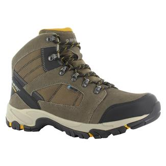 Hi-Tec Borah Peak i WP Smokey Brown / Taupe / Core Gold