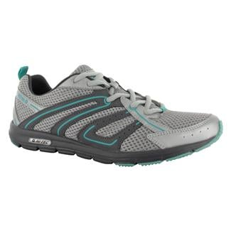 Hi-Tec Darwen Silver / Charcoal / Powder Blue