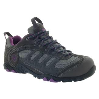 Hi-Tec Penrith Low WP Charcoal / Purple