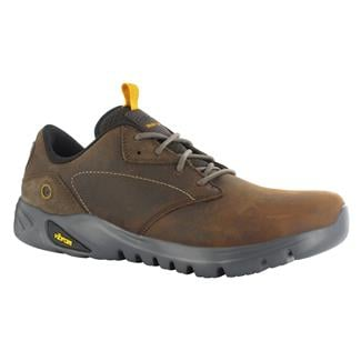 Hi-Tec V-Lite Walk-Lite Witton WP Dark Chocolate / Brown / Core Gold
