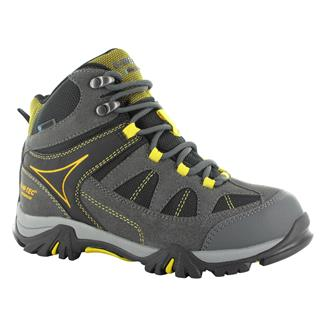 Kids' Hi-Tec Altitude Lite i JR WP Charcoal / Black / Sunray