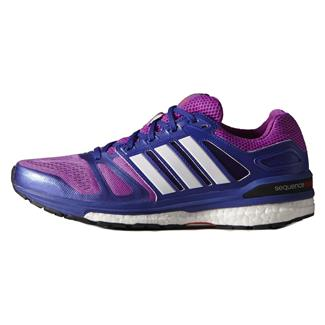 Adidas Supernova Sequence 7 Flash Pink / White / Night Flash