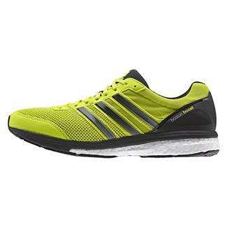 Adidas Adizero Boston 5 Semi Solar Yellow / White / Black