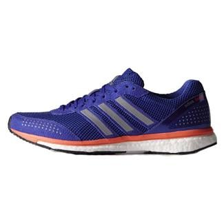 Adidas Adizero Adios Boost 2 Night Flash / Silver Metallic / Semi Night Flash