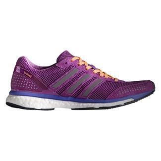 Adidas Adizero Adios Boost 2 Lucky Pink / Zero Metallic / Night Flash