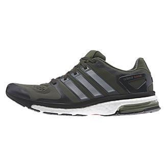 Adidas Adistar Boost ESM Base Green / Iron Metallic / Dark Gray