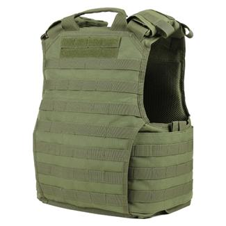 Condor EXO Plate Carrier OD Green