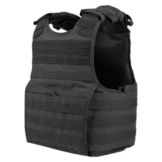 Condor EXO Plate Carrier Black