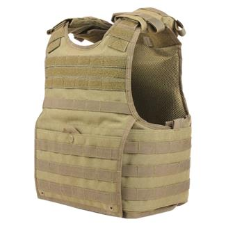 Condor EXO Plate Carrier Tan