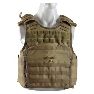 Condor XPC Exo Plate Carrier Tan