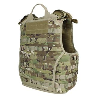 Condor EXO Plate Carrier Multicam