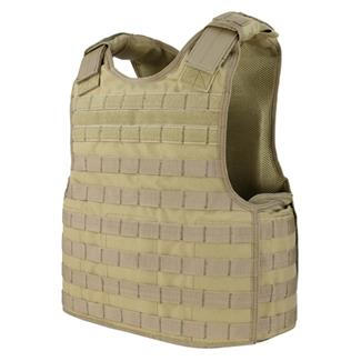 Condor DFPC Defender Plate Carrier Tan