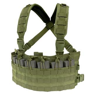 Condor MCR6 Rapid Assault Chest Rig OD Green