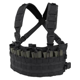 Condor MCR6 Rapid Assault Chest Rig Black