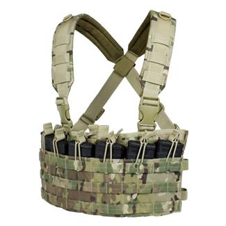 Condor MCR6 Rapid Assault Chest Rig MultiCam