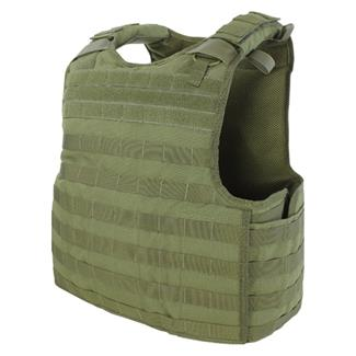 Condor Quick Release Plate Carrier OD Green