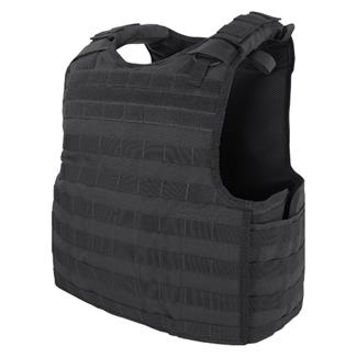 Condor Quick Release Plate Carrier Black