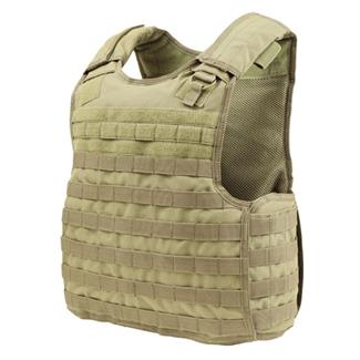 Condor QPC Quick Release Plate Carrier Tan
