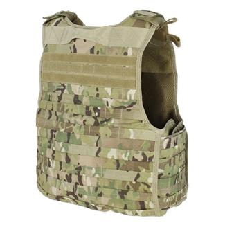 Condor Quick Release Plate Carrier Multicam