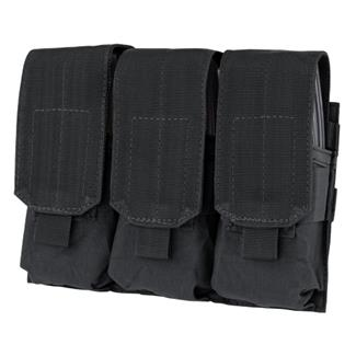 Condor Triple M4 Mag Pouch Black