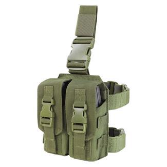 Condor Drop Leg M4 Mag Pouch OD Green