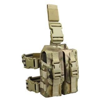 Condor Drop Leg M4 Mag Pouch MultiCam