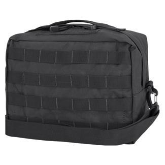 Condor Utility Shoulder Bag Black