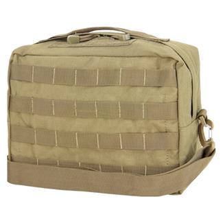 Condor Utility Shoulder Bag Tan