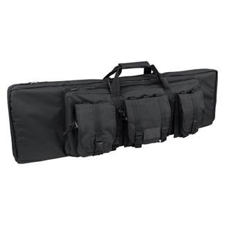"""Condor 36"""" Double Rifle Case Black"""