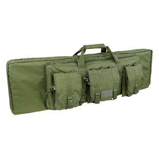 """Condor 46"""" Double Rifle Case OD Green"""