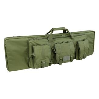 "Condor 46"" Double Rifle Case OD Green"