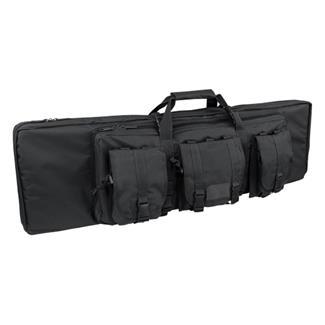 """Condor 46"""" Double Rifle Case Black"""